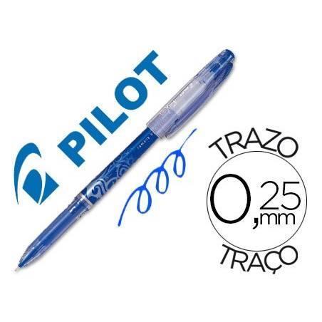 Esferográficas Pilot Frixion azuis