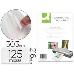 Bolsas de plastificação térmica A4 adesivas