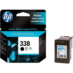 Tinteiro HP 338 preto (C8765E)