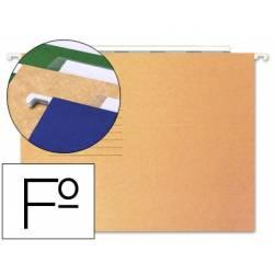 Capas de arquivo de suspensão fólio com visor superior
