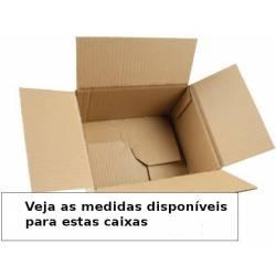 Caixas para embalagem automontáveis