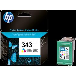 Tinteiro HP 343 cores (C8766E)