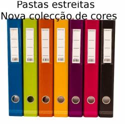 Pastas de arquivo coloridas...