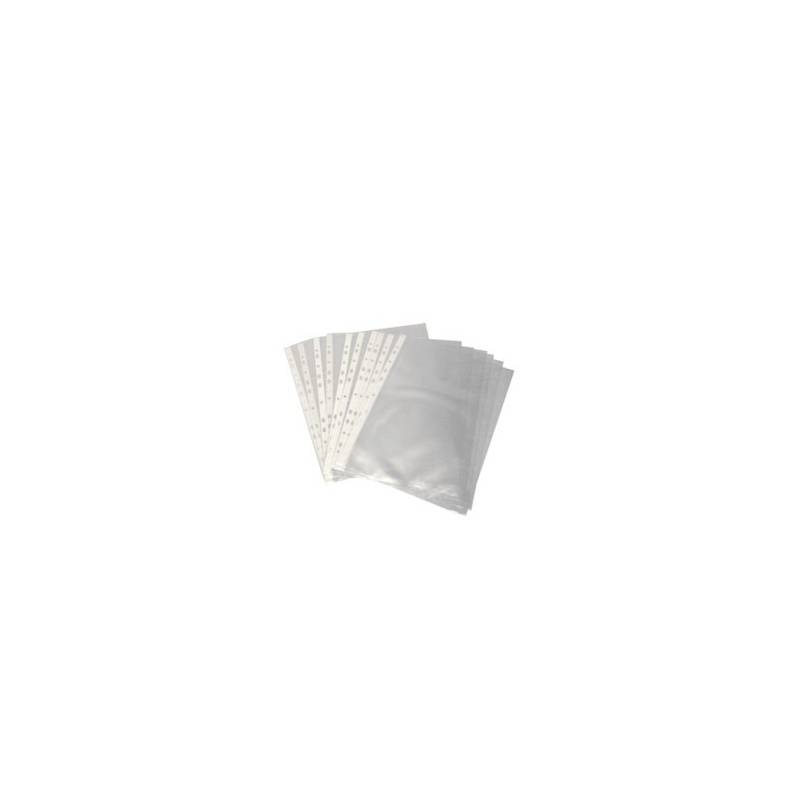 Micas médias cristal (Bolsa Catalogo A4 80 microns)