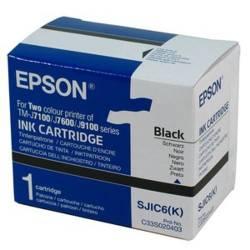 Tinteiros Epson SJIC6(K)...
