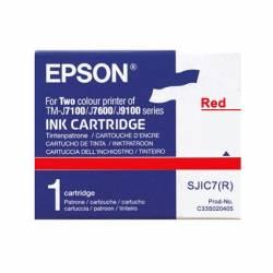 Tinteiros Epson SJIC7(R)...