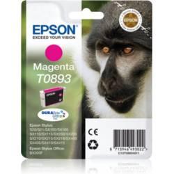 Tinteiros Epson T0893 magenta