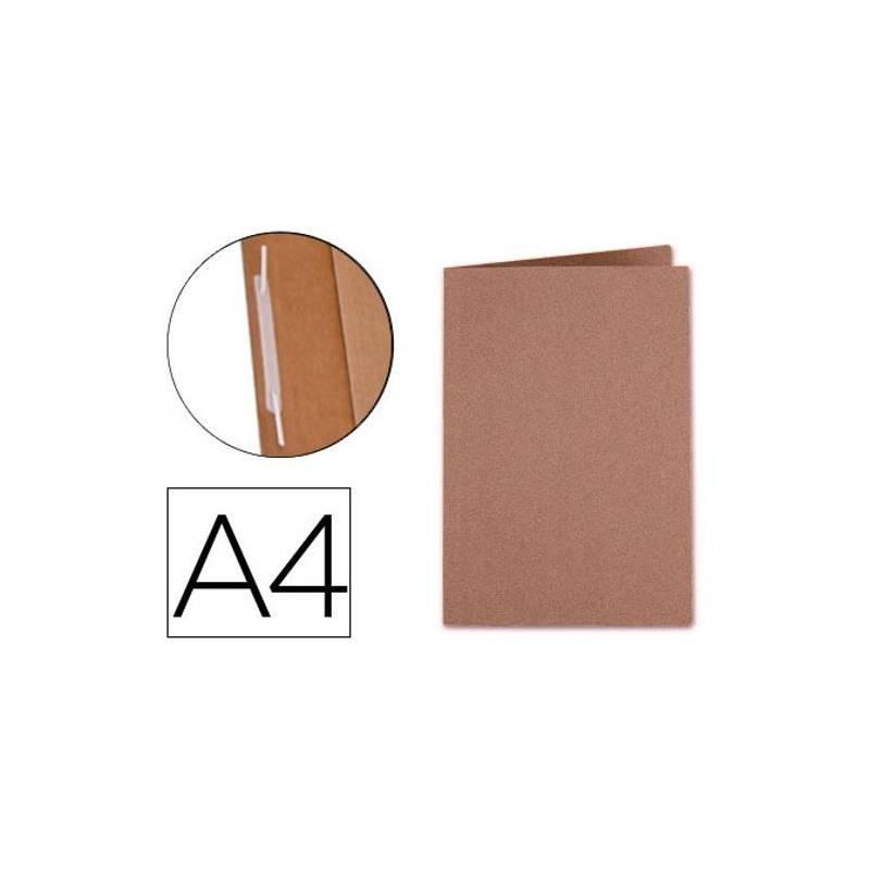 Dossiers em cartolina kraft com ferragem fastener