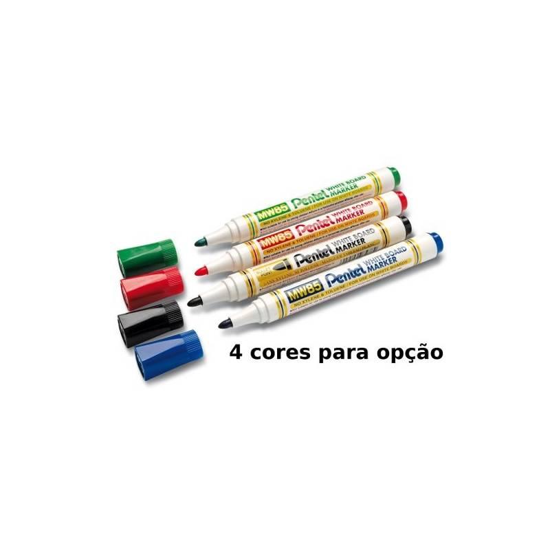 Marcadores para quadros brancos Pentel MW85