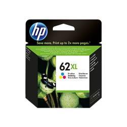 Tinteiro HP 62XL cores (C2P07A)