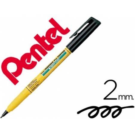Marcadores para tecido Pentel NM10