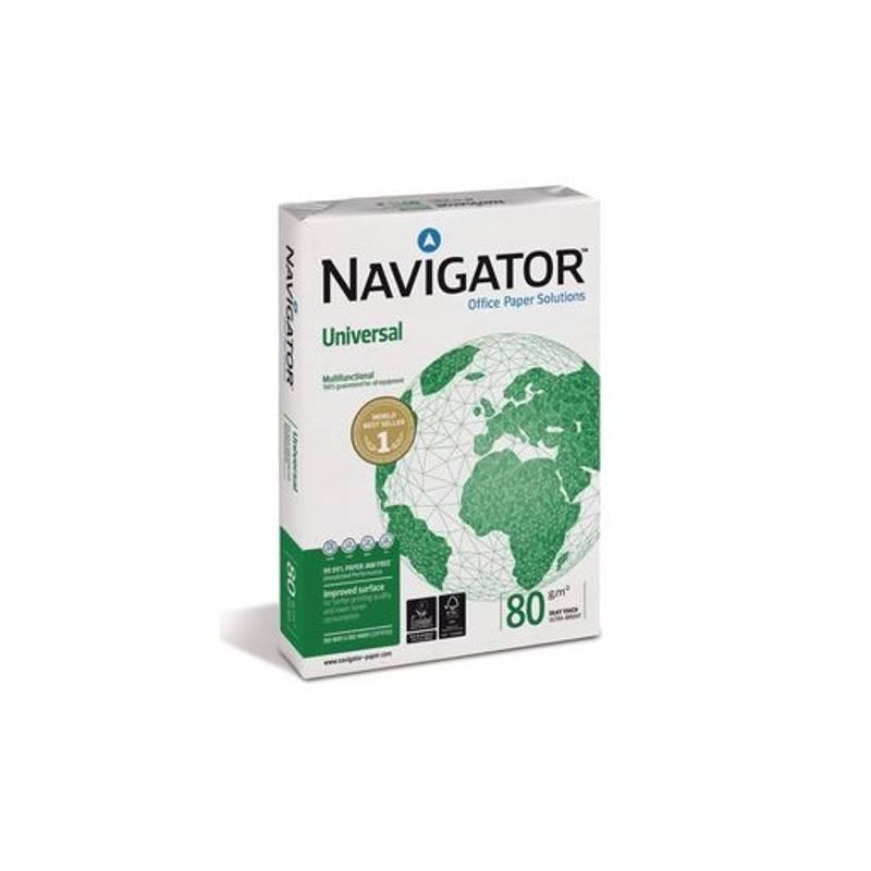 Papel de fotocópia Navigator A4
