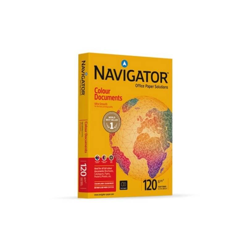 Papel Navigator A4 de 120 gr