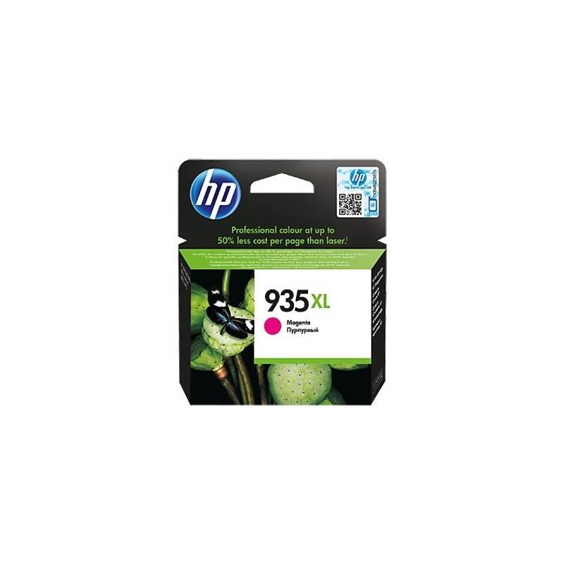 Tinteiro HP 935XL magenta de alta capacidade (C2P25A)