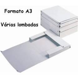 Caixas cromolux A3