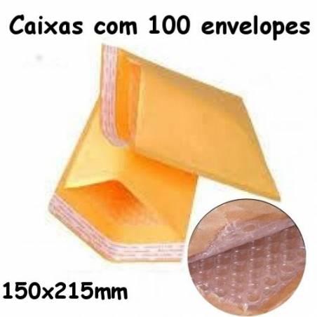 Envelopes almofadados baratos nº 3