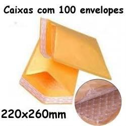 Envelopes almofadados baratos 220x265mm Nº 5