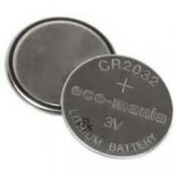 Pilhas CR2032 de litio 3V-230mAh