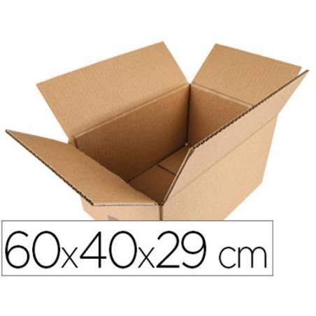 Caixas de cartão 600x400x290 mm