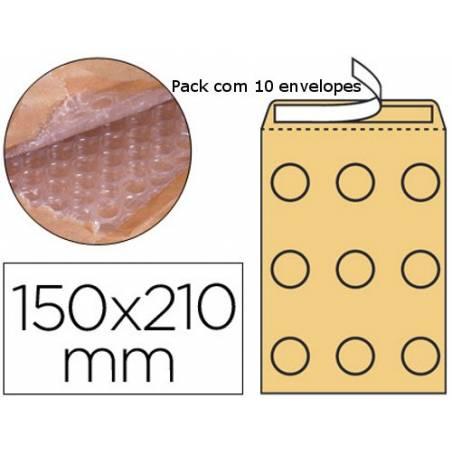 Envelopes almofadados 150x210mm