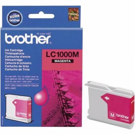 Tinteiro Brother LC1000M Magenta