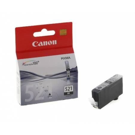 Tinteiro Canon CLI521BK Preto