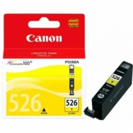 Tinteiro Canon CLI526Y amarelo