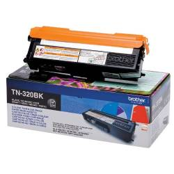 Toner Brother TN320BK preto