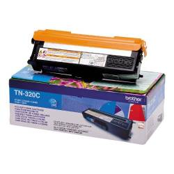 Toner Brother TN320C azul