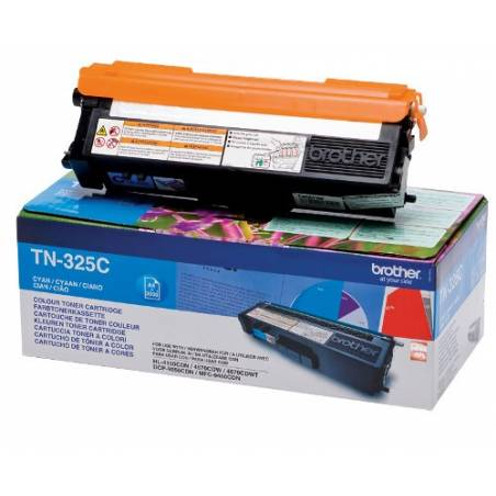 Brother TN-325C azul