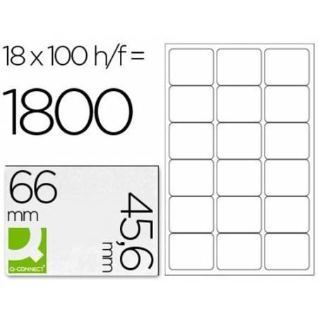 Etiquetas adesivas 66x45,6mm