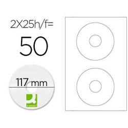 Etiquetas adesivas para CD