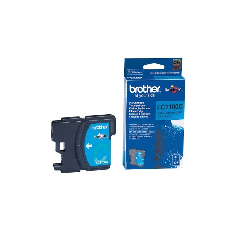 Brother LC1100C Azul