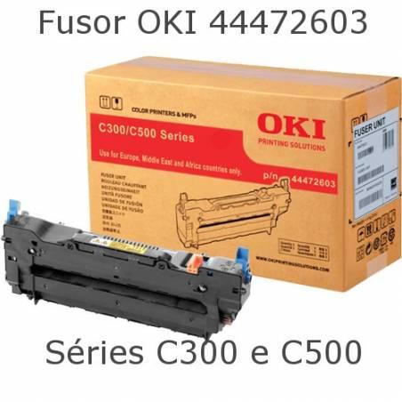 Fusor OKI para C310, C330, C510, C530