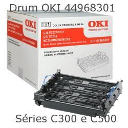Tambor OKI para C301, C321, C331, C511, C531, MC352, MC362, MC562