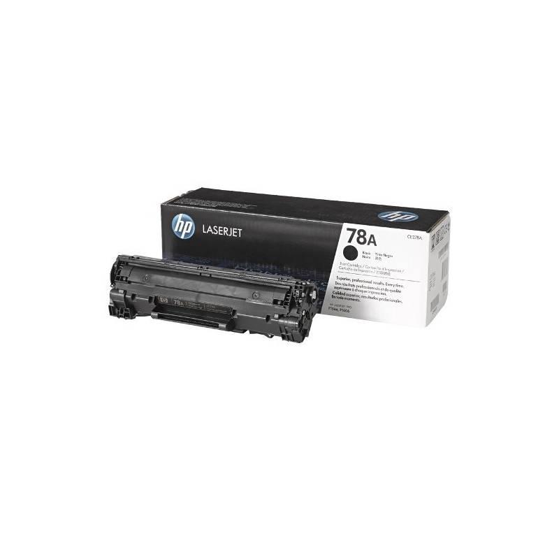 Toner HP 78A Preto (CE278A)