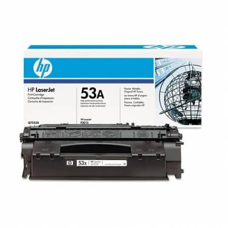 Toner HP 53A Preto (Q7553A)