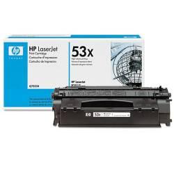 Toner HP 53X Preto (Q7553X)