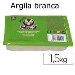 Argila branca 1,5Kg