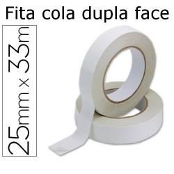 Fitas adesivas de dupla face