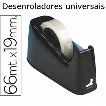 Desenroladores de fita cola universais