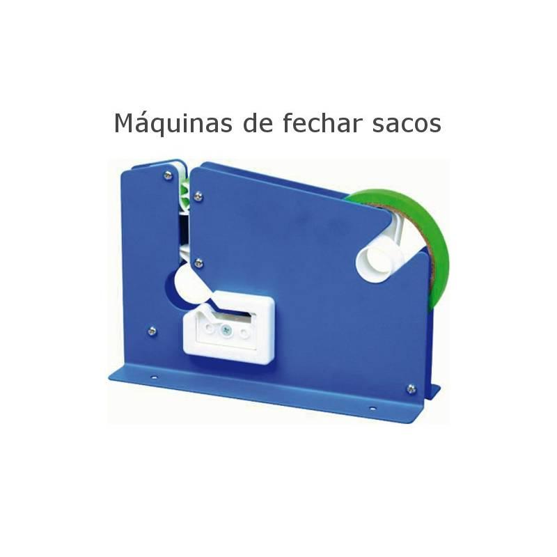Máquinas de fechar sacos de plástico