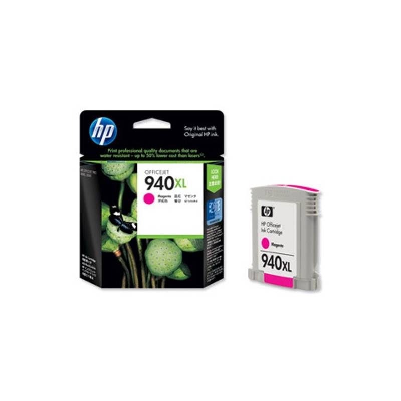 Tinteiro HP 940XL Magenta (C4908AE)