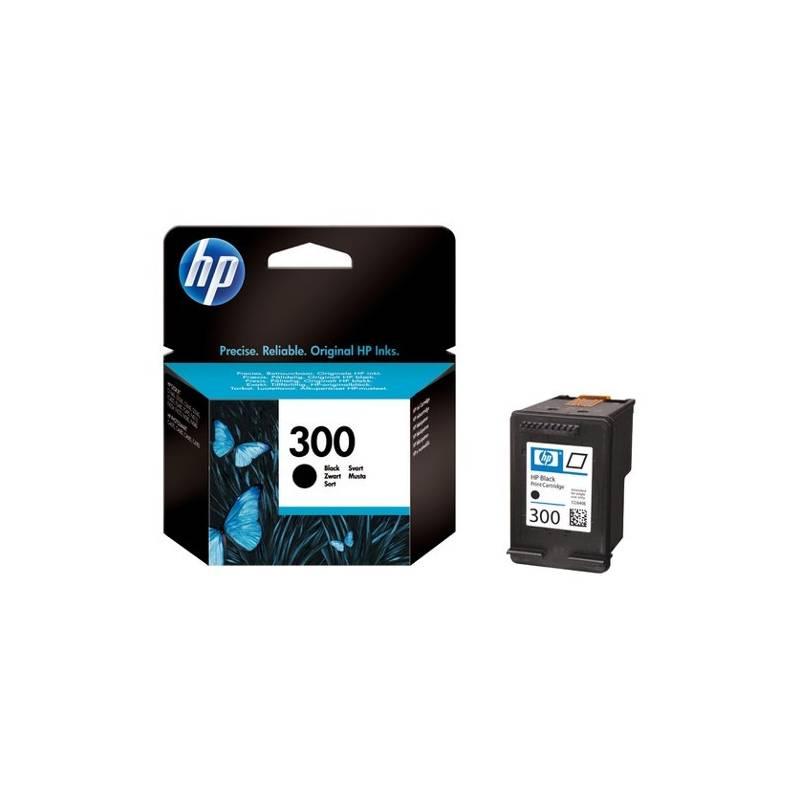 Tinteiro HP 300 Preto (CC640EE)
