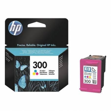 HP 300 tricolor (CC643EE)