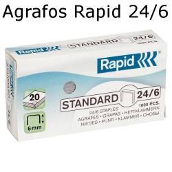 Agrafos Rapid 24/6