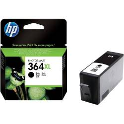 Tinteiro HP 364XL Preto (CN684EE)