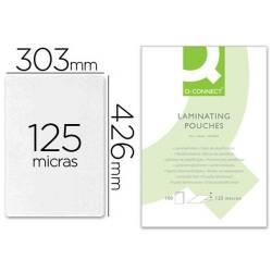Bolsas de plastificar A3 (303x426 mm) 125 microns