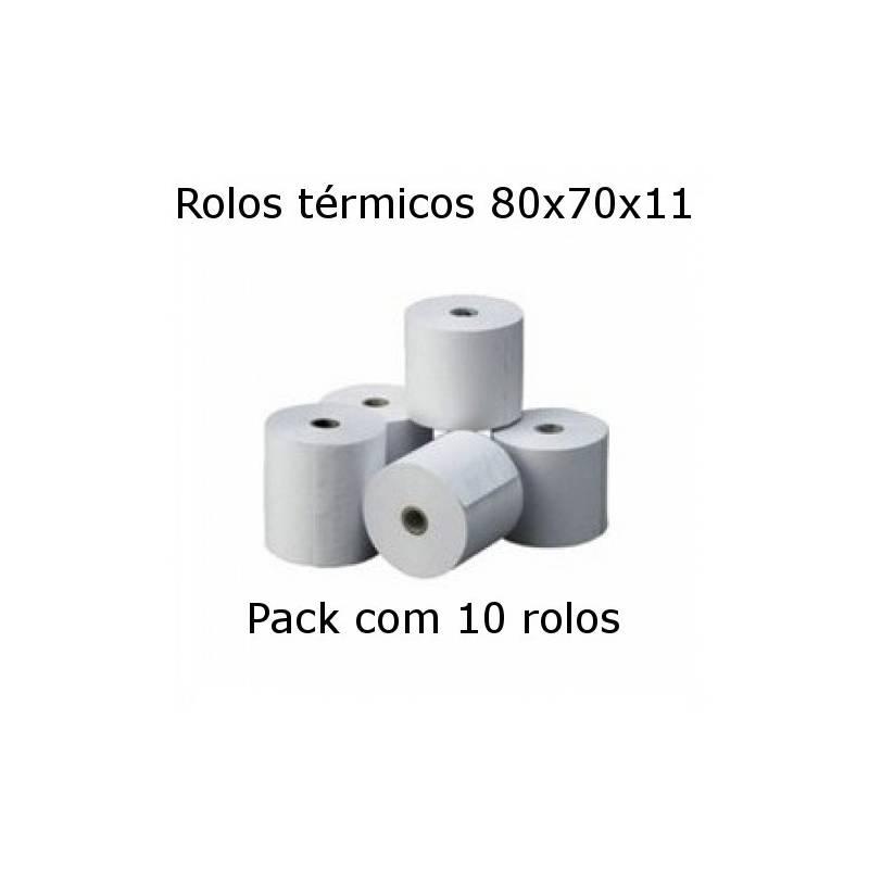 Rolos Térmicos 80x70x11
