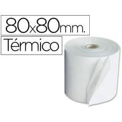 Rolos de papel térmico 80x80x11